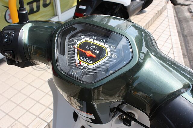 スーパーカブ50 ◆インジェクション車