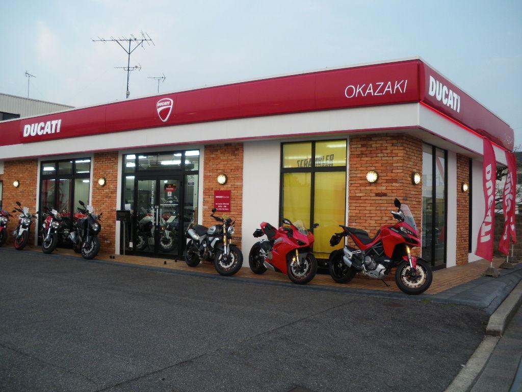 Ducati 岡崎