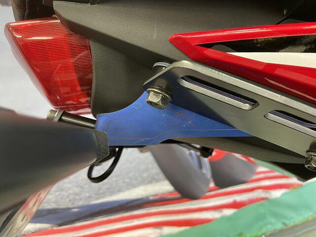 CBR650R TSRカスタム SRレーザー刻印アルミ製ナンバーステー