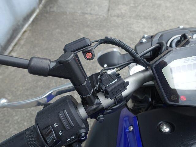 MT-07 中古車購入で「安心して良いもの」をお考えの方は是非!!☆ USBも付いています