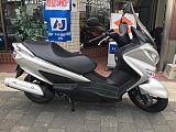 バーグマン200/スズキ 200cc 京都府 SBS京橋ツーソン(TUWSON)