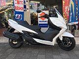 バーグマン400/スズキ 400cc 京都府 SBS京橋ツーソン(TUWSON)