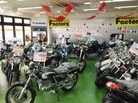 バイク買取りもしています!