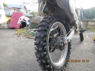 公道用タイヤみたい
