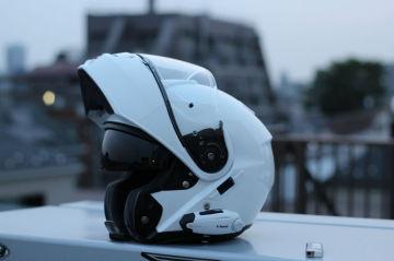 初システムヘルメット