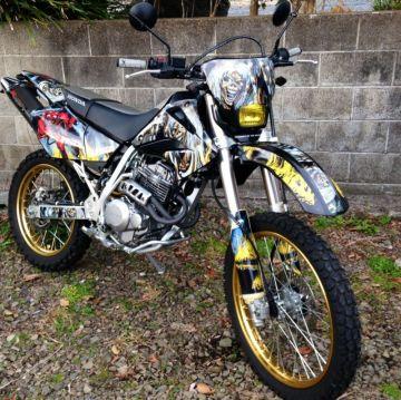 XR250('05)