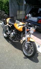 D!さん:「Ducati sport1000」とオーナーレビュー
