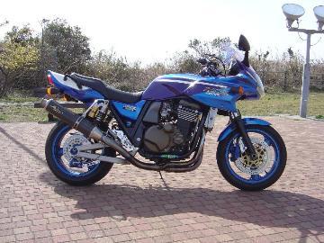 蒼さん:「ZRX1200S(EU)」とオーナーレビュー