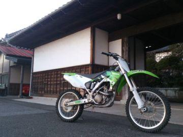 伊勢崎ベースさん:「KAWASAKI KX250F」とオーナーレビュー