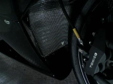 ZENCO32さん:「GSX-R1000 K8 Black」とオーナーレビュー