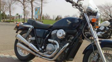 北海太郎さん:「そのバイク何ですか?」とオーナーレビュー