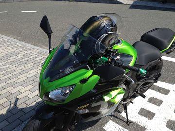 ロックにゃんさん:「Ninja400SE」とオーナーレビュー