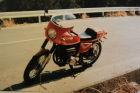 はじめての、中型バイクの画像