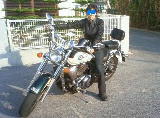 胡弓さん:「SHADOW400 [シャドゥ]」とオーナーレビュー