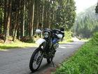 北海道時代から代々のバイク達の画像