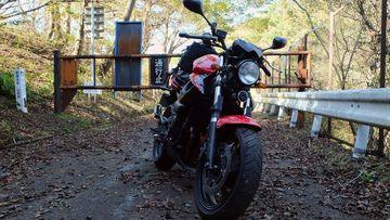 NNNさん:「赤いオートバイ」とオーナーレビュー