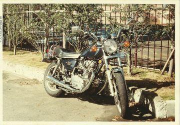 takosiさん:「3台目のバイク XS650sp」とオーナーレビュー