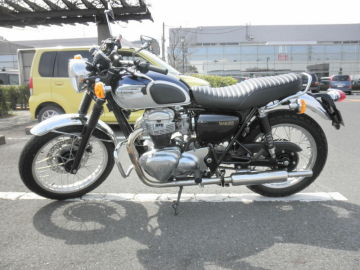 takosiさん:「11台目のバイク W650」とオーナーレビュー