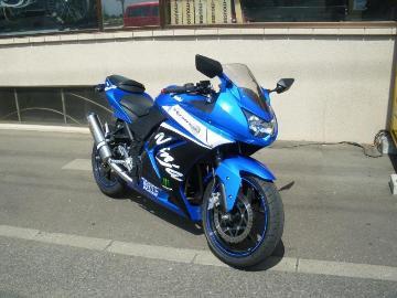 青忍さん:「Ninja 250R」とオーナーレビュー