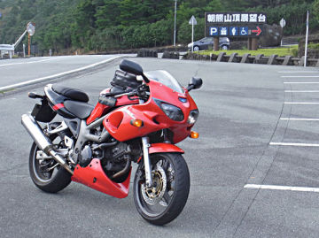 takaさん:「SV400S RED」とオーナーレビュー