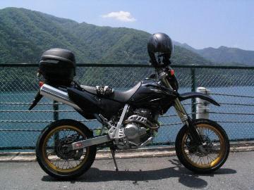 kazu !さん:「XR250 MOTARD」とオーナーレビュー