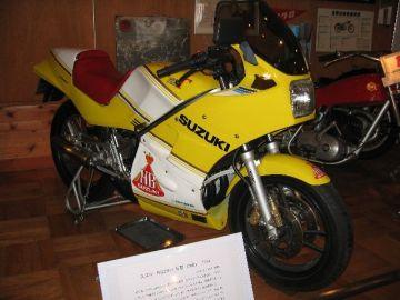 オートバイ小僧さん:「RG250Γ」とオーナーレビュー