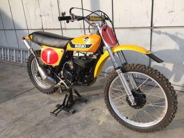 gangimens11さん:「1973 SUZUKI RH250 工場レーサー VMX」とオーナーレビュー