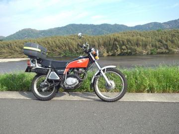 kemushinさんから:「XL250K3」とオーナーレビュー