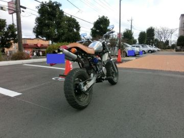 バイク乗りさん:「エイプ80」とオーナーレビュー