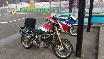 とも@多汗症ライダー 959 Panigale Corseさん:「モンタ」とオーナーレビュー