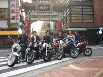 りっきーさん:「横浜中華街単車倶楽部」とオーナーレビュー