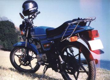 KenCXPさん:「通学バイク」とオーナーレビュー