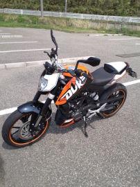 masa4さん:「KTM 200 DUKE」とオーナーレビュー