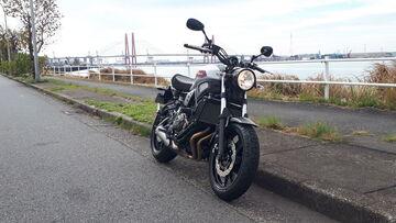 ニック・ラム田(バイクモードに復活!)さん:「ヤマオロチ700」とオーナーレビュー