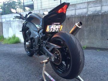ブラックきてぃー2015'Z1000改さん:「」とオーナーレビュー