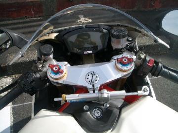 superbike1198sさん:「1198Sパールホワイト」とオーナーレビュー