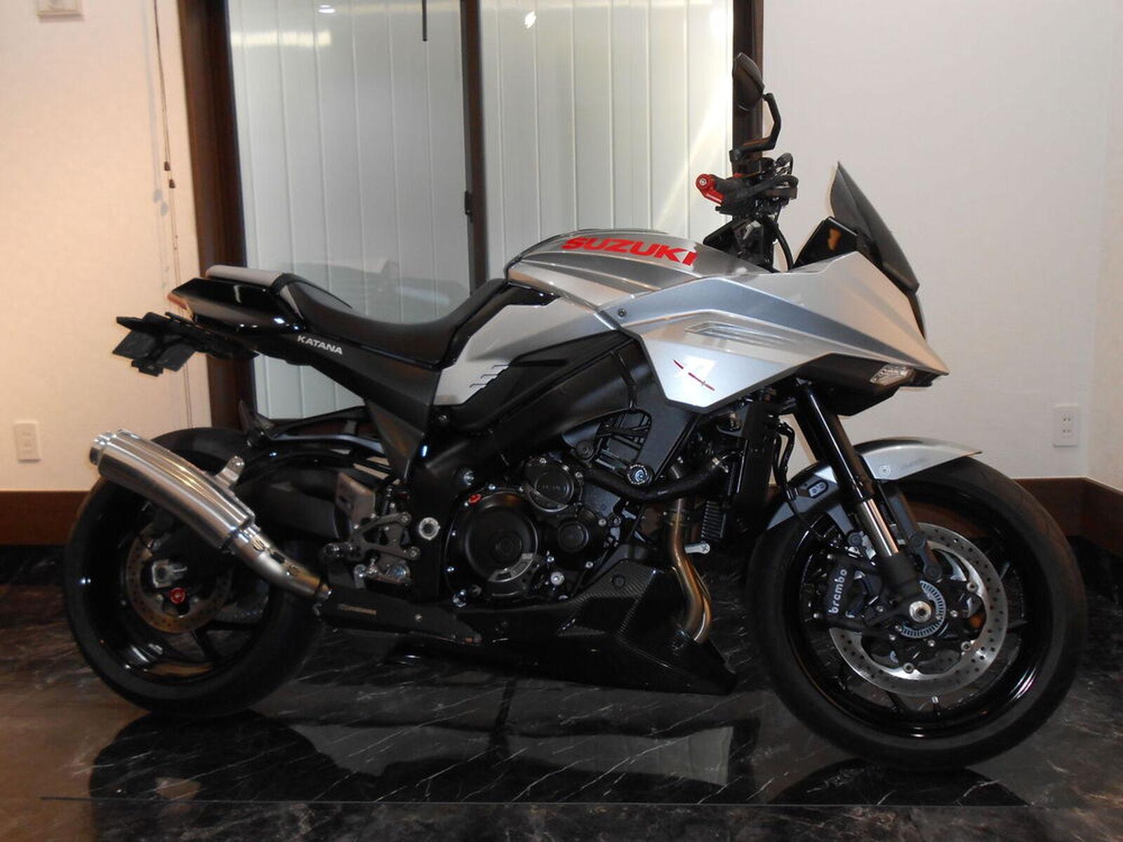 Katana スズキの新車 中古バイク一覧 ウェビック バイク選び