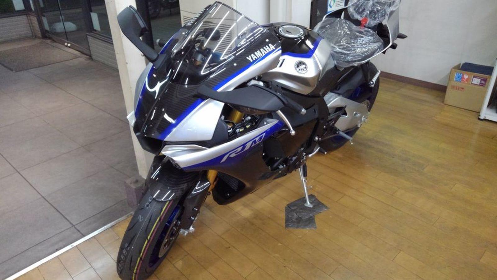 非公開ユーザーさんの愛車yamaha Yzf R1m 2019年式 Myバイク ウェビック