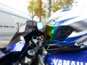 momotaroさん:「YZF-R1」とオーナーレビュー