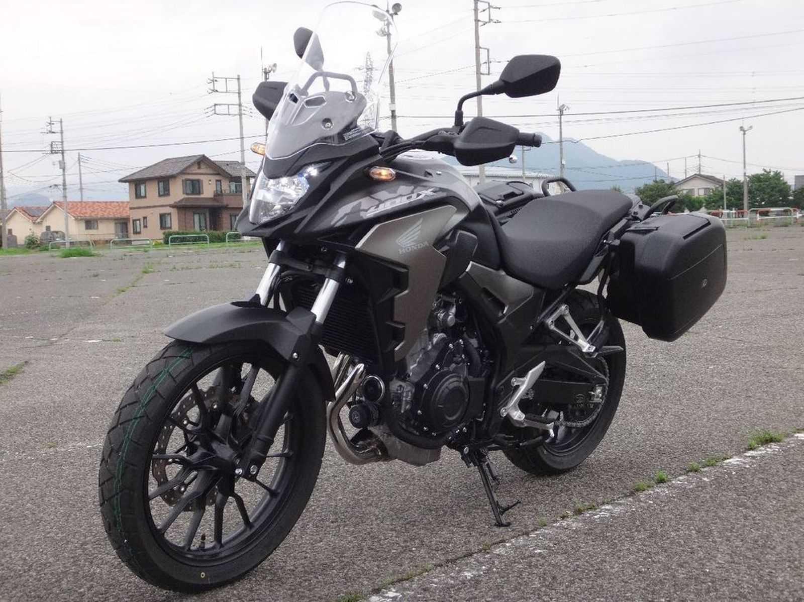 ホンダ 400x 2019
