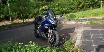 バイクはninja400Rさん:「ツーリング専用」とオーナーレビュー