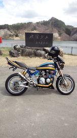 遠山輪店さん:「ZEPHYR400 [ゼファー]」とオーナーレビュー