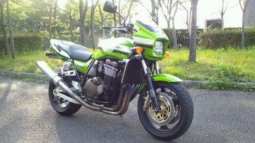 緑亀さん:「ZRX1200R」とオーナーレビュー