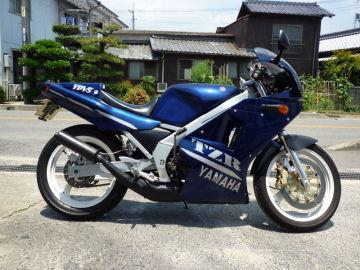 nadayamaさん:「TZR250」とオーナーレビュー