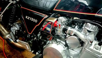 Kawasaki Z 1300 A2 1980 1300 CC Speedo Cable