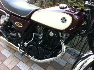 SRユッコさん:「ユッコのバイク」とオーナーレビュー