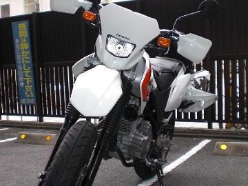 kazukunさん:「XR230モタード」とオーナーレビュー