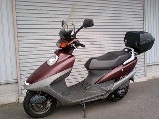 harinezumiさん:「Spacy125」とオーナーレビュー