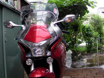 全バラさん:「最終バイクVFR-1200DCT」とオーナーレビュー