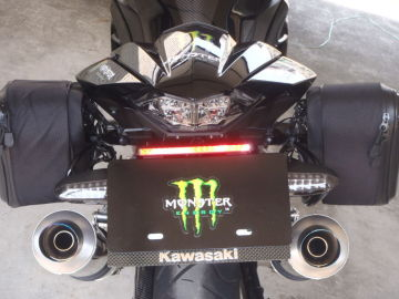 BlackKnightsさん:「MONSTER ENERGY」とオーナーレビュー